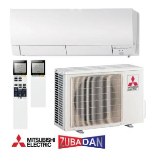 Хиперинверторен климатик Mitsubishi Electric MSZ-25VE/MUZ-FH25VEHZ Zubadan